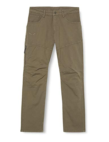 Salewa Fanes Panama Co Pantalon pour Homme, Homme, Pantalon, 00-0000027291, Walnut, 54/2X