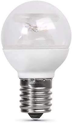 Feit Electric BP25S11N SU LED 6 2 5W 25W Equivalent Dimmable 180 Lumen E17 Base LED S11 Capsule product image