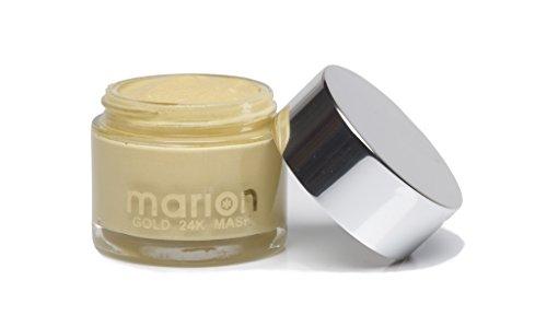 Mascarilla Facial GOLD 50 ml. -- CALIDAD PROFESIONAL MASK -- Exfolia y Limpia contra Puntos Negros . - Elimina Células Muertas y Toxinas de la Piel . - Proporciona a la Piel Luminosidad, Hidratación y Frescura . Todo Tipo Piel .