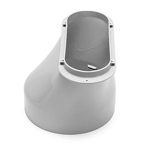 Usuny Scarico Tubo Flessibile Connettore per Condizionatore Portatile Finestrino Adattatore per Shinco Climatizzatori