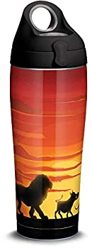 Tervis Disney Lion King Silhouette Stainless Steel Insulated Tumbler with Lid 24 oz Silver Sold in 1 piece