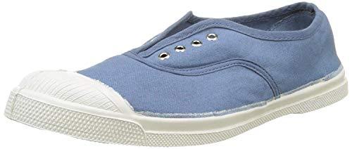 Bensimon Damen Tennis Elly Sneakers, Blau (Denim), 41 EU