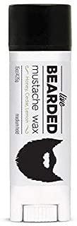 Mustache Wax - Live Bearded Mustache Wax Kit 1 Tube