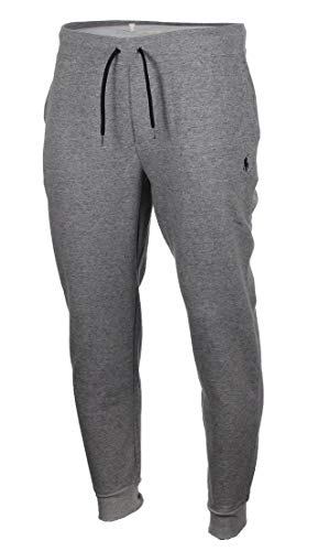 Ralph Lauren - Pantalon de jogging pour homme, gris - Gris - Medium