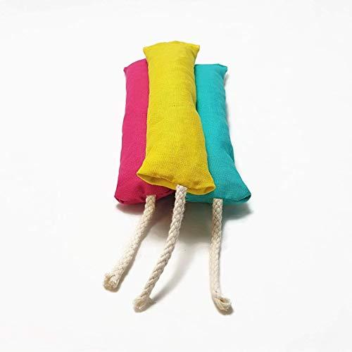 Natürliche Katzenspielzeuge - Stinkestange - Dreierpack -