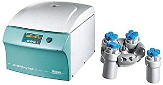 Hettich 320RCELLCULTURE4 Model Universal 320R Cell Culture Benchtop Centrifuge with Temperature Control, 16/4 Places, 15/50 ml Tube Capacity, 115V