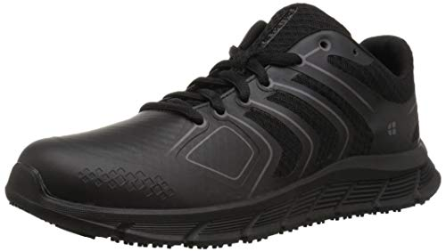 Shoes for Crews Course, Womens, Black, Size 7.5