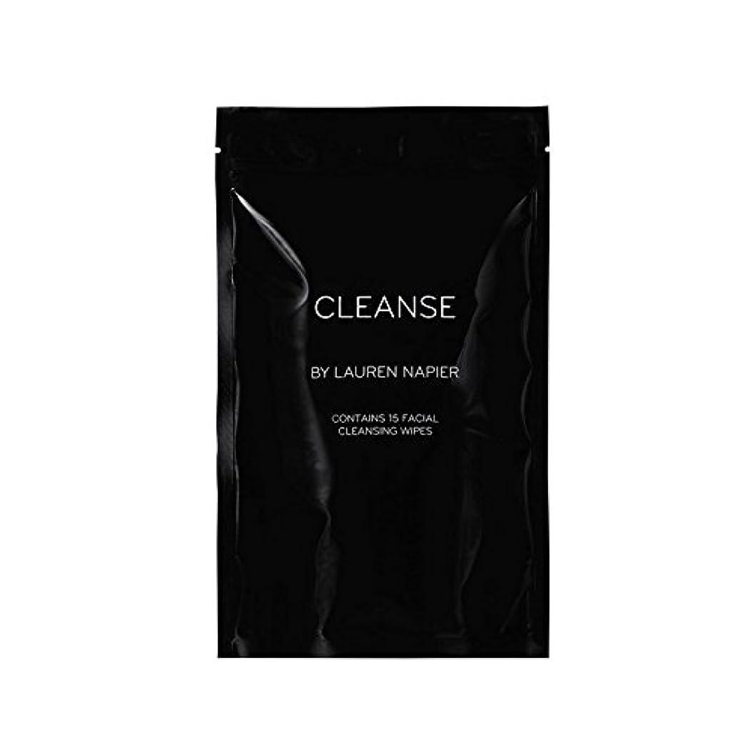 不正パイントたっぷりローレン?ネーピアバッグ、15カウントのメイクアップリムーバーワイプ x2 - Lauren Napier Hightail Bag, 15 Count Makeup Remover Wipes (Pack of 2) [並行輸入品]