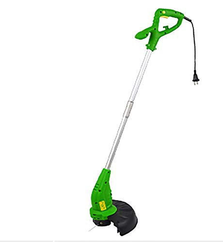 500W elektrischer Rasenmäher, kleiner Haushaltsrasenmäher geringer Stromverbrauch und geringer Lärm geeignet für Gartenrasen Bauernhöfe und Blumenbeete C,500W