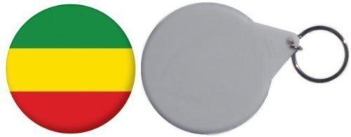 MadAboutFlags Schlüsselring Flagge Fahne Äthiopien - 58mm