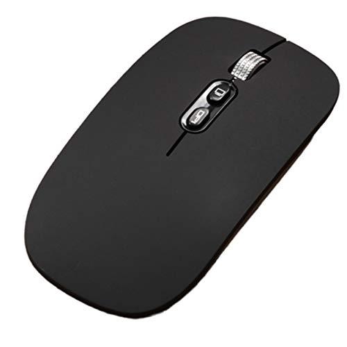 Kongqiabona-UK Souris Sans Fil 5.0 Sans Fil BAJEAL M103 pour le chargement d'un ordinateur Portable Ultra-Mince Mode Super silencieux Bureau Souris ergonomique de chargement