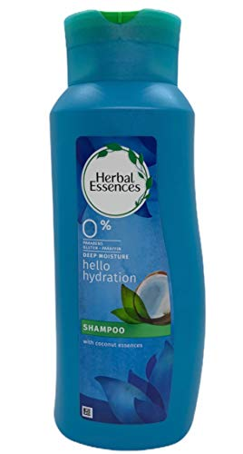 Hello Hydration Shampoo By Herbal Essences! X-Large Bottle 680ml! Infused With Coconut Essences! Get That Deep Moisture!