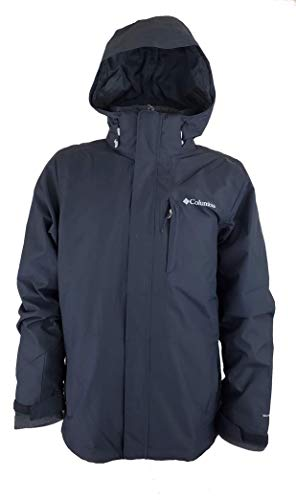 Columbia Mens's Ramble™ Down Hybrid Hooded Jacket