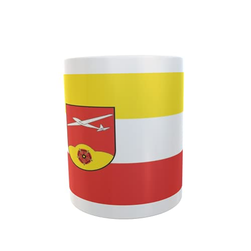 U24 Tasse Kaffeebecher Mug Cup Flagge Oerlinghausen