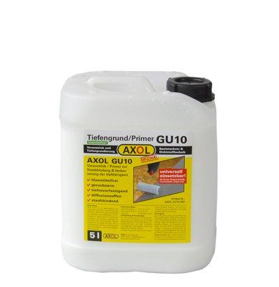 (€ 5,50/L) 5 Liter Grundierung, Primer für mineralische Untergründe, leicht saugende, leicht sandene Untergründe