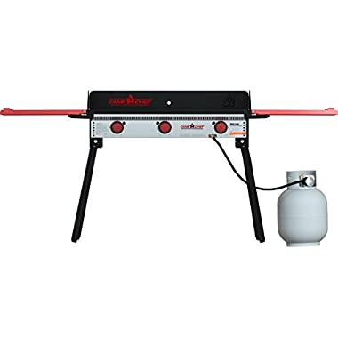 Camp Chef Pro 90X Three-Burner Camp Stove (PRO90X)