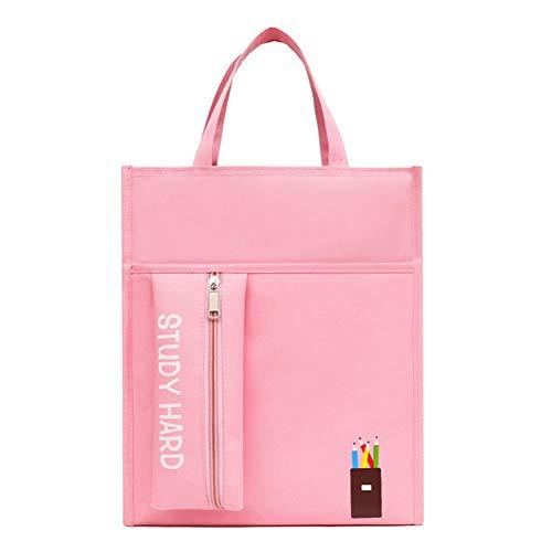 Oinna - Estuche para lápices o estudiantes, color rosa