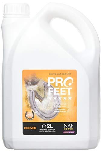 Natural Animal Feeds NLF0850 NAF Five Star Pro Poudre pour Pieds Transparent 1,3 kg