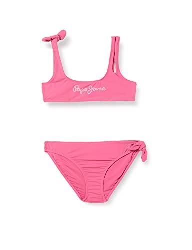 Pepe Jeans Daniela Bikini, 325pink, 4 para Niñas