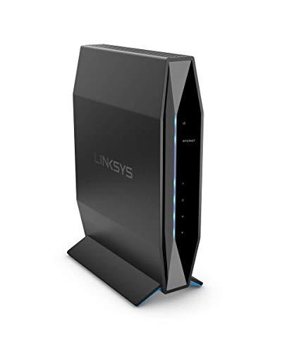 Linksys Wi-Fi 6 ルーター 無線LAN デュアルバンド iPhone 12 / iPhone SE(第二世代)対応 AX3200 2402 + 80...