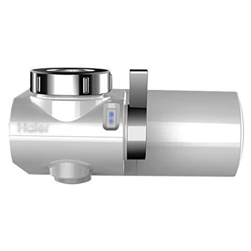 Der Terminal-Wasseraufbereiter Benötigt Keinen Strom Leitungswasserfilter Vorne Küchen- Und Bad-Wasseraufbereiter Für Zwei Zwecke Natürliches Kieselgur-Verbundfilterelement