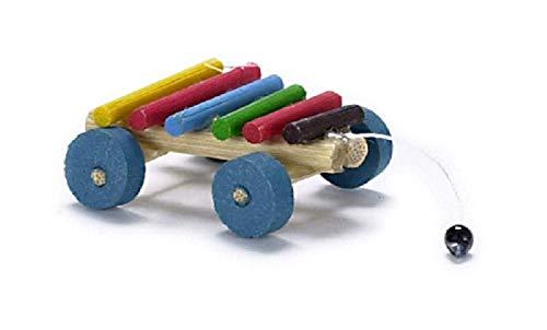 Melody Jane Puppenhaus Miniatur 1:12 Kinderzimmer Spielzeug Zug