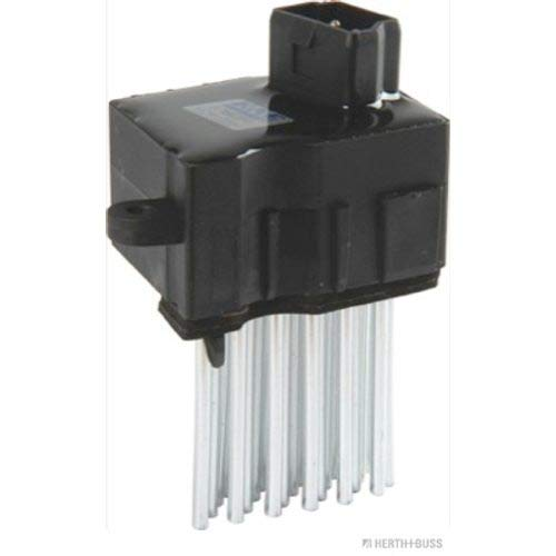 Herth + BUSS JAKOPARTS 75614262 regeleenheid, verwarming/ventilatie