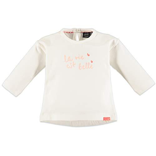 Babyface 0128601 New Born Girls T-Shirt Blanc Off - Ecru - 9 Mois