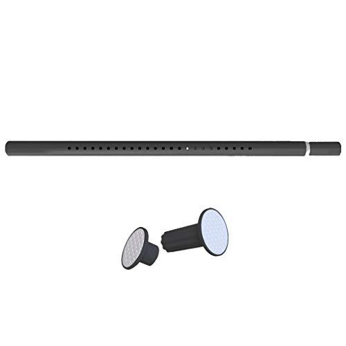 BLSTY gordijn staaf telescopische staaf, geen boren Drapery staaf gemakkelijk te installeren voor verduistering gordijn deur gordijn douchegoot