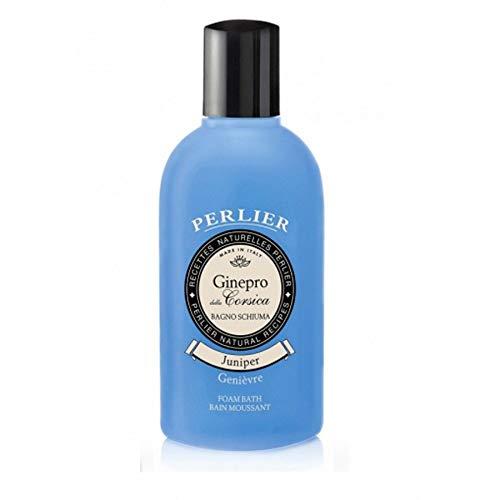 Set 6 PERLIER Schaumbad 1000 Juniper Produkte für Bad und Dusche