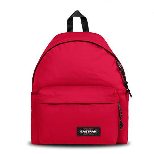 Eastpak Padded Pak'r Rucksack, 40 cm, 24 L, Rot (Sailor Red)