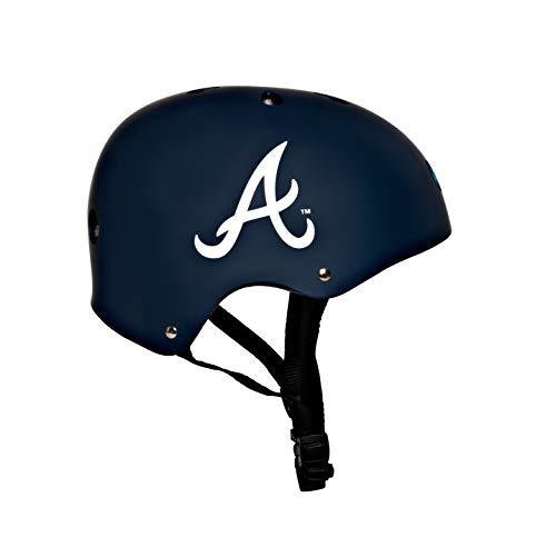 Atlanta Braves Multi-Sport Bike Helmet