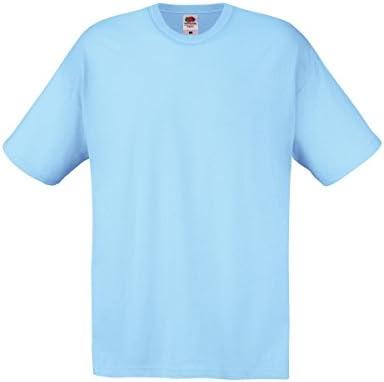 Fruit of the Loom Camiseta para Hombre Original