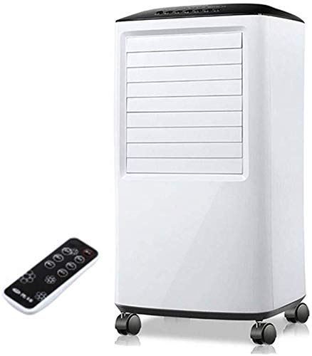 Yuzhonghua Mobile Klimaanlage Ventilator, Klimaanlage mit Fernbedienung, Einfamilienhaus kleine kalte Klimaanlage, A-Klasse Energieniveau, 65W