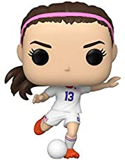 Pop Us Women's Soccer Alex Morgan Vinyl Figure