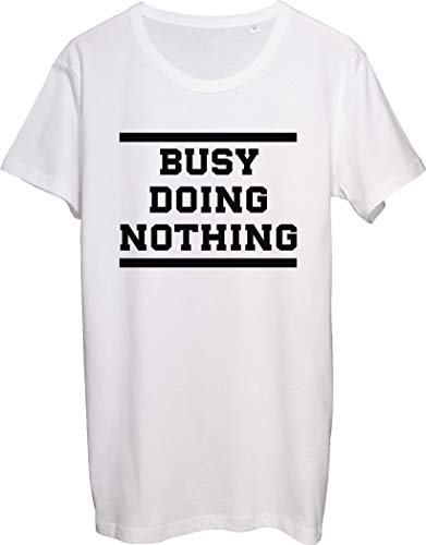 Busy Doing Nothing - Camiseta para hombre