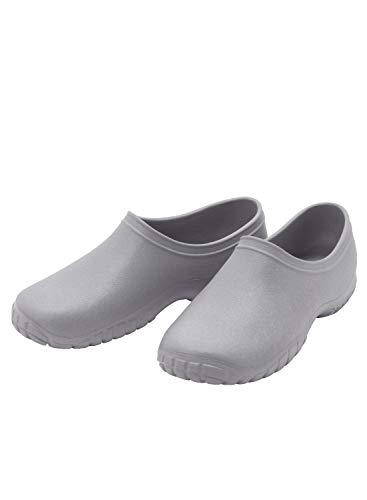 シービージャパン バスブーツ グレー 風呂掃除 大きいサイズ 靴底エンボス加工 tutum