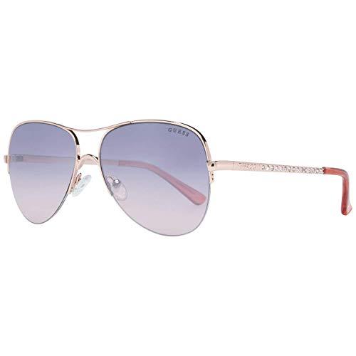 Guess Sonnenbrille GF6079 28U 58 Damen