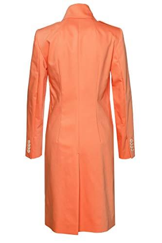 Drykorn Damen Trenchcoat Buckey Orange 40