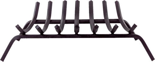 Why Choose 7 Bars Black Square Steel Grate - 3/4 inch