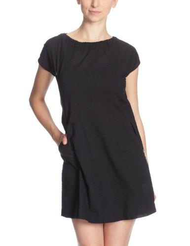 Calvin Klein Jeans Vestido Largo hasta la Rodilla, para Mujer, CWW372 WL708 Negro (999 Black) 38-40