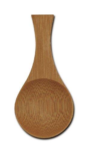 Joyce Chen , Burnished Bamboo Tea Scoop, 3.75-Inch