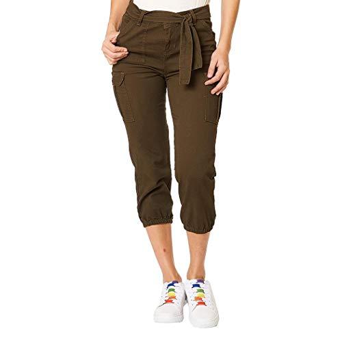 Pantalon De Gabardina marca INCÓGNITA