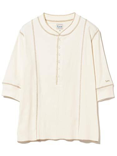 (レイビームス)Ray BEAMS/Tシャツ 【WEB限定】Lee ヘンリーネック Tシャツ レディース MILK -