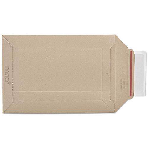 Master'in Sobres de cartón (175 x 250 mm, para formato DIN A5, 25 unidades)