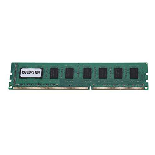 Memoria RAM DDR3 de 4GB para Placa Base AMD PC3-12800 1600MHz RAM de Memoria para PC de Escritorio Módulo de Memoria Ram 240Pin