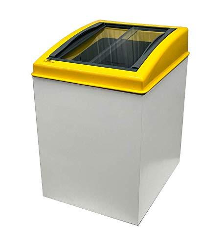 Freezer Horizontal FH150B Amarelo- Ártico