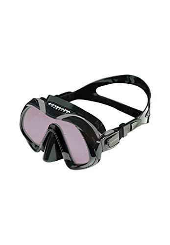 ATOMIC - SubFrame Single Window ARC schwarz-grau Tauchmaske