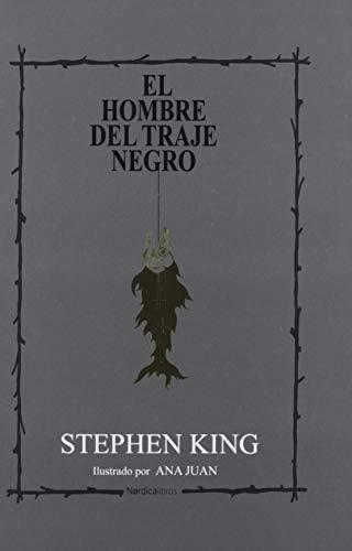 El hombre del traje negro (Ilustrados)