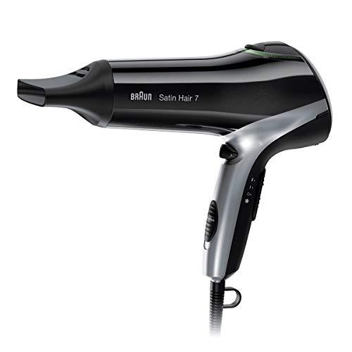 Braun Satin Hair Sèche-cheveux 7 IONTEC HD710 avec technologie ionique pour donner plus de brillance et dompter les frisottis